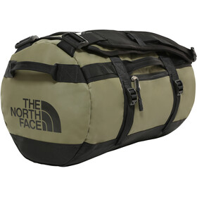 The North Face Base Camp Duffel XS burnt olive green/TNF black